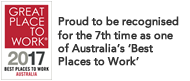 Best places to work in Australia